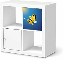 Folie Möbel für IKEA Kallax Regal 1 Türelement