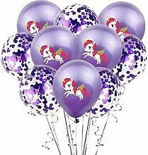 Folienballon 12 Zoll 2,8g Farbe Karamell bedruckt