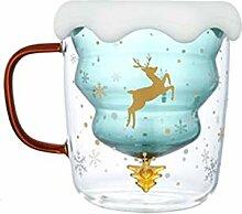 Foliner Weihnachten Becher Kaffee Teegläser