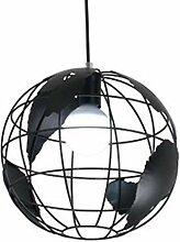 folowe Aushöhlen Kugel Form Eisen Lampenschirm