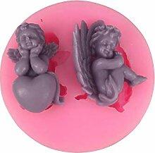 Fondant Engel Form Fondant Kuchen Silikon Formen