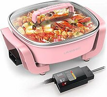 Fondue Hot Pot Elektro-Tray, Modern Hot Pot