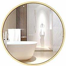 Fonly Spiegelwand rund für Badezimmer, Eingänge,
