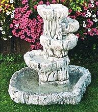 Fontäne Wasserfall (S218) Springbrunnen