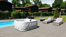 Fonteyn Dream 8 Outdoor Whirlpool Spa/Balboa