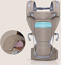 FOOBRTOPOO Vorder- und Rückseite Babytrage