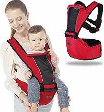 FOONEE Baby-Tragetuch mit Hüftsitz, 360