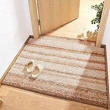 Foot pad Teppich, Doppelschichttechnologie für