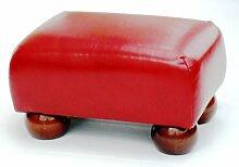 Footstools2u Fußauflage, klein, handgefertigt,