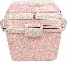 FOOX Bento Box - Lunchbox Mit 3 Luftdichten