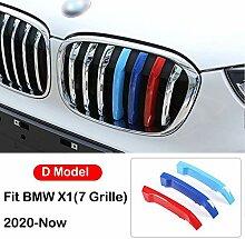for B-MW X1 E84 F48 Kidney Grills Insert