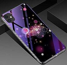 for iPhone 11 Galvani Rand blaues Licht