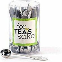 For Tea's Sake Stainless Steel Measuring