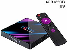 Forart Android 9.0 TV Box, Android Box USB 3.0/BT