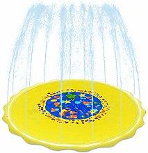 Forart Sprinkle Spielmatte Splash Pad Aufblasbares