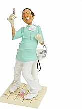Forchino The Dentist Mini Sammlerstück, Resin,