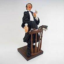 Forchino The Lawyer Mini Sammlerstück, Resin,