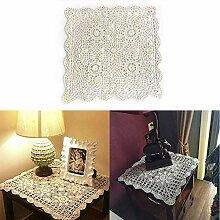 FORD KING Spitzen-Deckchen für Tischdecken,