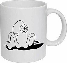 foreigner' Ceramic Mug/Travel Coffee Mug