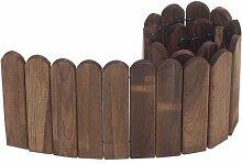 Forest m257126–Beeteinfassung Holz Liloux 20x 120cm