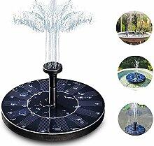 Forever-Beauty Solar Brunnen Pumpen,Solar