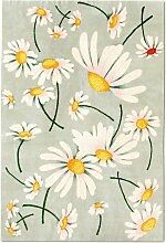 Forever Daisy Teppich von Knots Rugs