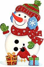 Forever Santa Claus Ornament Statische