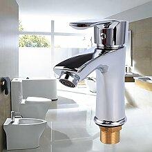 FORIN Baden Wasserhahn Waschbecken Wannen Küchen Einhebel Silber Waschtischarmatur Chrom Mixer Tap Modern Elegant Armatur