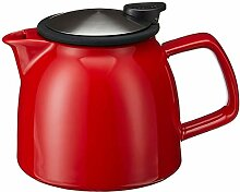 Forlife Keramik-Teekanne mit Teesieb, 770 ml 26