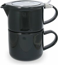 FORLIFE Tea for One 0,4l schwarz