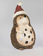 Formano Deko-Igel Schneeigel Weihnachtsigel 731456
