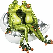 Formano Froschpaar, 15 cm, mehrfarbig