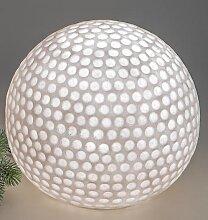 formano Gartenlampe Kugel, 26 cm