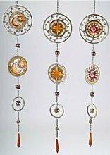 formano Hängedeko Schmetterling aus Tiffanyglas