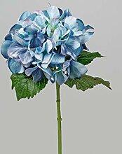 formano Hortensie 665409 1 blau 32 cm naturgetreu
