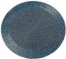 Formano Platzset, 2-Teiliges Set, 30 cm, Eisblau