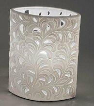 formano Porzellan-Lampe Harmonie Oval Romantik