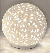 Formano Porzellan-Lampe Kugel Harmonie Romantik