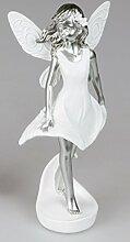 Formano Romantische Skulptur Elfe stehend, 23cm