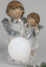 formano Schutzengel Weihnachtsengel mit LED