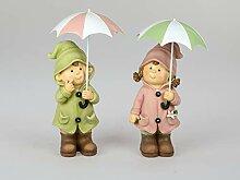 -Formano- Sommerkinder Gartenfiguren mit