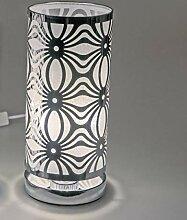 Formano Tischlampe Nachttischlampe Kreise Moderne