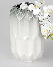 Formano Vase 30cm Stockholm aus Keramik gefertigt
