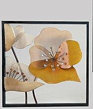 Formano Wandbild Bild Waddeko Blume Wandblume