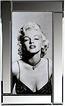 Formano Wandbild im Spiegelrahmen Mirror Marilyn