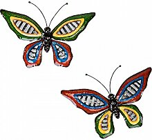 Formano Wanddeko 'Schmetterling', 46 cm,