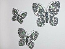 Formano Wanddeko Wandbild Schmetterling Deko