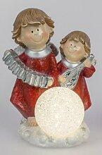 formano Weihnachtsengel Schutzengel mit LED