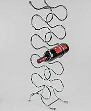 Formano Weinregal Flaschenhalter für 9 Flaschen,