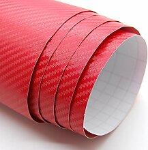 Format Aufkleber Carbon Optik mit relief, Format A4, Viole